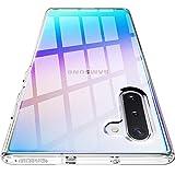 Spigen Liquid Crystal Hülle Kompatibel mit Samsung Galaxy Note 10 -Crystal C