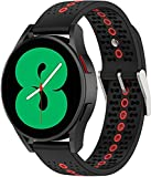 Shieranlee 22mm Armband kompatibel mit Huawei Watch3 Armband,Huawei Watch3 pro Armband,Vantage M/M2,Letsfit IW2/Popglory Armband/BV-X1/BV-SW01/UMIDIGI Uwatch 3S/COROS Armband,SUUNTO 9 Peak Armb