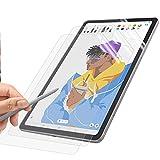 WEOFUN [3 Stück] Display Schutzfolie Kompatibel mit Samsung Galaxy Tab S6 lite, [Kratzfest] [Matte Textur][Reibungslose Handschrift]