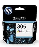 HP 3YM60AE 305 Farbe Original Druckerpatrone für HP DeskJet, HP DeskJet Plus, HP ENVY, HP ENVY