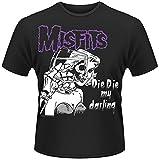 MISFITS DIE DIE MY DARLING T-Shirt L