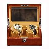 Kartons zum Verpacken von automatischen Uhrenbeweger-Aufbewahrungsboxen aus Holz, 5 Modi, Drehung, Uhrenbeweger-Box, luxuriöse Aufbewahrungsbox aus Holz mit leiser Premium-Verpackung