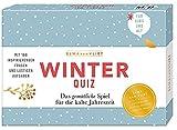 Erzähl mal! Winterquiz: Das gemütliche Spiel für die kalte Jahreszeit. Mit 100 inspirierenden Fragen und lustigen Aufgab