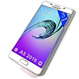 Le Destin Galaxy A5 2016 Panzerglas Schutzfolie,[3 Stück] Ultra HD,Blasenfrei, HD Displayschutz Panzerglasfolie für Samsung Galaxy A5 2016