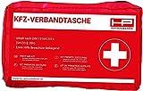 HP-Autozubehör 10039 KFZ -Verbandtasche in Rot Mindesthaltbarkeit 4 J