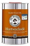 OLI-NATURA Hartwachsöl, geprüft Allergikerfreundlich, Inhalt: 1 Liter, N