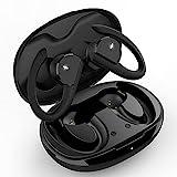 Bluetooth Kopfhörer Sport, Kopfhörer Kabellos IPX7 Wasserdicht, Bluetooth Kopfhörer in Ear Schwerer Bass mit Mikrofon, Kopfhörer Bluetooth mit 36 Stunden Spielzeit für Alle Smartp