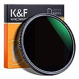 K&F Concept Variabler Graufilter 52mm Variable ND Filter ND8-2000 (3-11 Stop) Objek
