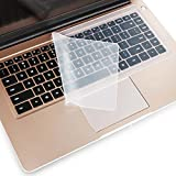 Vaxson 2 Stück Schutzfolie, kompatibel mit Microsoft Surface Pro 6 / Surface Pro 12.3' Tastatur Abdeckungen Tastaturschutz Haut [nicht Displayschutzfolie Hülle Case ]