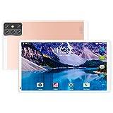 Natuogo Android Tablet 8 Zoll, 12GB RAM, 640GB ROM, Quad Core, HD IPS Bildschirm, 5MP Rückfahrkamera, WLAN, Bluetooth, Tablet PC