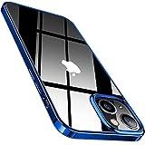 TORRAS Crystal Clear für iPhone 13 Hülle (Echte Vergilbungsfrei) Hochwertiges Weich Silikon Handyhülle iPhone 13 (Ultra Dünn und Leicht) Transparent Kratzfest Schutzhülle iPhone 13 Case B
