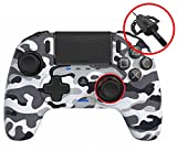 NACON PS4 Revolution Unlimited Pro Controller inkl. TX-1 Mono Chat Headset - Camo Grey