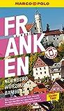 MARCO POLO Reiseführer Franken, Nürnberg, Würzburg, Bamberg: Reisen mit Insider-Tipps. Inklusive kostenloser Touren-App (MARCO POLO Reiseführer E-Book)