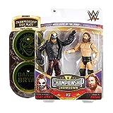WWE GVJ17 - Action Figuren 2er-Pack (15 cm) The Fiend Bray Wyatt vs Daniel Bryan, Geschenk zum Sammeln für WWE Fans ab 6 J