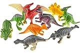 Schnooridoo 12 x Dinosaurier Figuren 5-6 cm groß Dino Party Mitgebsel Give Away Tomb