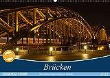 Brücken im deutschsprachigen Raum (Wandkalender 2022 DIN A2 quer)