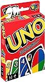 Mattel Games - UNO Kartenspiel und Gesellschaftspiel, geeignet für 2 - 10 Spieler, Kartenspiele und Gesellschaftsspiele ab 7 J