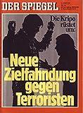 Der Spiegel Nr. 46/1977 07.11.1977 Neue Zielfahndung gegen T