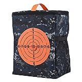 Garosa Tragbar Zielbeutel Aufbewahrungstasche Kugel Lagerung Tragen Ausrüstung Rucksack Tasche Kinder Zielbeutel für N-Streik E