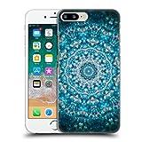 Head Case Designs Offizielle Zugelassen Monika Strigel Meerblau Mandala Harte Rueckseiten Handyhülle Hülle Huelle kompatibel mit Apple iPhone 7 Plus/iPhone 8