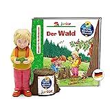 tonies Hörfigur für Toniebox, Wieso Weshalb Warum Junior – Wald, Hörspiel für Kinder ab 3 Jahren, Spielzeit ca. 30 M