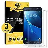 NEARPOW [3 Stück Panzerglas Displayschutzfolie für Samsung Galaxy J7 2016, Schutzfolie 9H Härte, Anti-Kratzen, Anti-Öl, Anti-Bläschen, Anti-Fingerabdruck