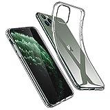 ESR Klar Silikon Hülle mit iPhone 11 Pro Transparent Ultradünn klare Schutzhülle Anti-Gelb Flexible TPU Handyhülle Kratzfest Durchsichtige Schutzhülle für iPhone 11 Pro(2019)