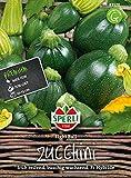 83578 Sperli Premium Zucchini Samen 8 Ball | Früh | Ertragreich | Runde Zucchini | Zuchini Saatgut | Zucchini R