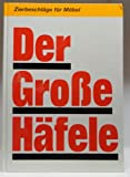 Der Große Häfele, Sonderkatalog Zierbeschläge für Möb