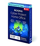 Acronis Cyber Protect Home Office (ehemals Acronis True Image) | Essentials Version | 1 PC/Mac | Cyber Protection-Lösung für Privatanwender | Backups, Imaging, Ransomware-Schutz, etc. | 1-J