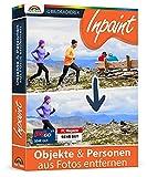 InPaint - Objekte und Personen aus Fotos entfernen - Bildbearbeitungsprogramm für Windows 10, 8.1, 7
