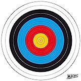 Zielscheiben Set mit 20 Scheiben, für Bogenschießen, Bogensport, Pfeil und Bog