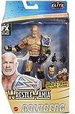 Goldberg Wrestling Figur WWE Mattel Wrestlemania Elite S