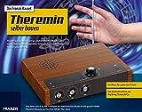Das FRANZIS Bauset Theremin selber bauen | Theremin-Bausatz und Buch im Stil der 70er Jahre | Das Kultinstrument aus Big Bang Theory & C