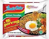INDOMIE Instantnudeln Mi Goreng, aus Indonesien, schnelle, einfache Zubereitung – 1 x 80 g