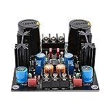 FENXIXI Gleichrichterfilter Power Board Servo Gleichrichtungsfilter Netzteil Wechselstrom zu Gleichstrommodul DIY Audioverstärk