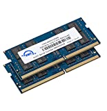 OWC 32 GB (2 x 16 GB) 2666 MHz DDR4 PC4-21300 SO-DIMM 260-Pin-Speicher-Upgrade (OWC2666DDR4S32P), für 2019-2020 27-Zoll-iMac (iMac19,1 iMac20,1 iMac20,2)