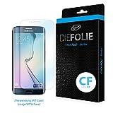 Crocfol Schutzfolie vom Testsieger [2 St.] kompatibel mit Samsung Galaxy S6 Edge - selbstheilende Premium 5D Langzeit-Panzerfolie inkl. Veredelung - für vorne, hü