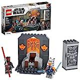 LEGO 75310 Star Wars Duell auf Mandalore™, Bauset für Jungen und Mädchen ab 7 Jahren mit Darth Maul und Lichtschw