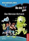 Die drei ??? Kids, Bücherhelden 2. Klasse, Der Monster-Schreck