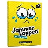 JAMMERLAPPEN - Das dramatisch lustige Kartenspiel bis Einer weint | Wichtelgeschenk | Familienspiel | Geburtstagsgeschenk | Reisesp