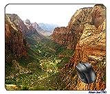 Engel Landung, Zion National Park, Utah Mousepad Gaming M