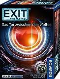Kosmos 695231 EXIT - Das Spiel - Das Tor zwischen den Welten, Level: Fortgeschrittene, Escape Room Spiel, für 1 bis 4 Spieler ab 12 Jahre, einmaliges Event-Spiel, spannendes Gesellschaftssp