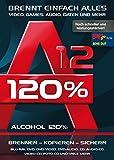 Alcohol 120% Version 13 - Brennen, Kopieren, Sichern - die ultimateive Brennsoftware für Windows 10/8.1/8/7