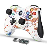 EasySMX PC Controller, 2.4G Wireless PS3 Controller PC Gamepad, Dual Vibration, gaming Controller für PS3 / PC/Android Tablets,TV-Box