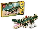 Lego Creator 31121 - 3-in-1 Krokodil / Schlange / Frosch (454 Teile)