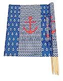 Windschutz 8m x 80cm für Strand Garten See Meer SICHTSCHUTZ Wind Zaun Schutz Blickschutz Camping (22. Anker)