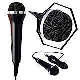 Gam3gear USB Audio Wired Karaoke Mikrofon for PS4 Slim Pro PS3 XBOX ONE S 360 Wii PC