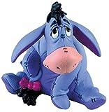 Bullyland 12343 - Spielfigur, Walt Disney Winnie Puuh, I-Aah, ca. 6 cm, ideal als Torten-Figur, detailgetreu, PVC-frei, tolles Geschenk für Kinder zum fantasievollen Sp