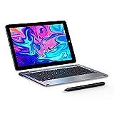 CHUWI Hi10 X Tablet PC Windows 10 10,1 Zoll (Intel Gemini-Lake N4120), Quad-Core bis zu 2,6 GHz, 6 GB RAM 128 GB ROM, WLAN